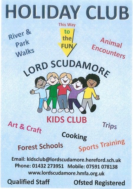 Holiday Club poster